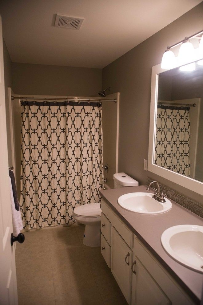 Tj Maxx Albuquerque for a Traditional Bathroom with a Kids Bathroom and Grandville Two Story Traditional Remodel & Stage by at Home Design and Staging