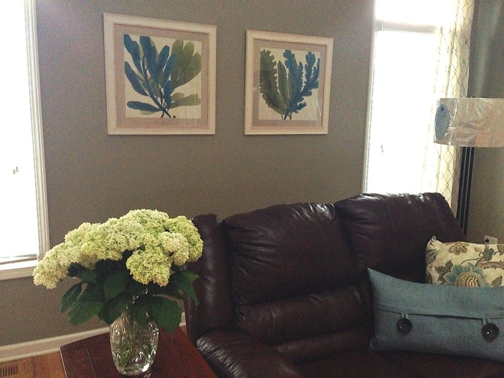 Tj Maxx Albuquerque for a Traditional Spaces with a Chicago and Clover Lane by Just Call Margy Staging & Redesign