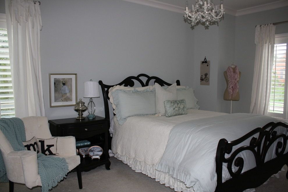 Tj Maxx Platinum for a Traditional Spaces with a Pbteen and Stanfield Residence by Anne Hardman