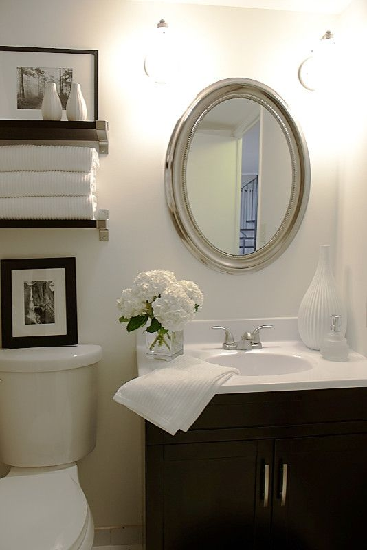 Toliet for a Traditional Bedroom with a Traditional and Condo Kitchen and Bath Reno by the Reno Coach