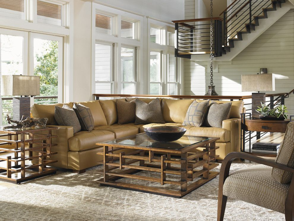 Tommy Bahama Orlando for a  Living Room with a  and Tommy Bahama Island Fusion Living Room Collection by Seldens Furniture
