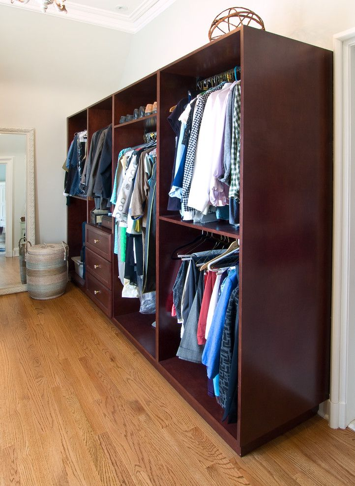 Tony Brown Chevrolet for a Victorian Closet with a Large Closet and President's House Goes From Outdated to Fabulous by Beco Kitchens and Baths
