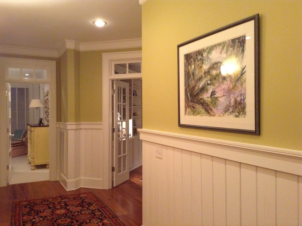 Traditional Housewarming Gifts for a Traditional Hall with a White Built Ins and Our Work by Hughes Design & Gift Gallery