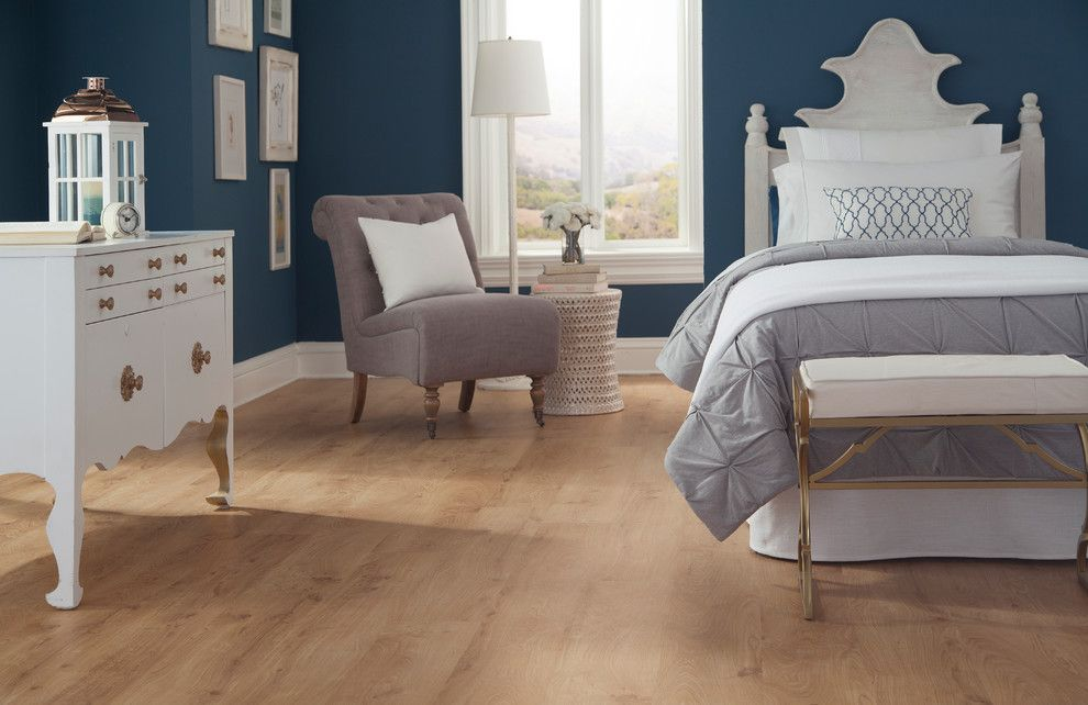Tudor Oaks for a Contemporary Bedroom with a Floor and Decor and Contemporary by Floor & Decor