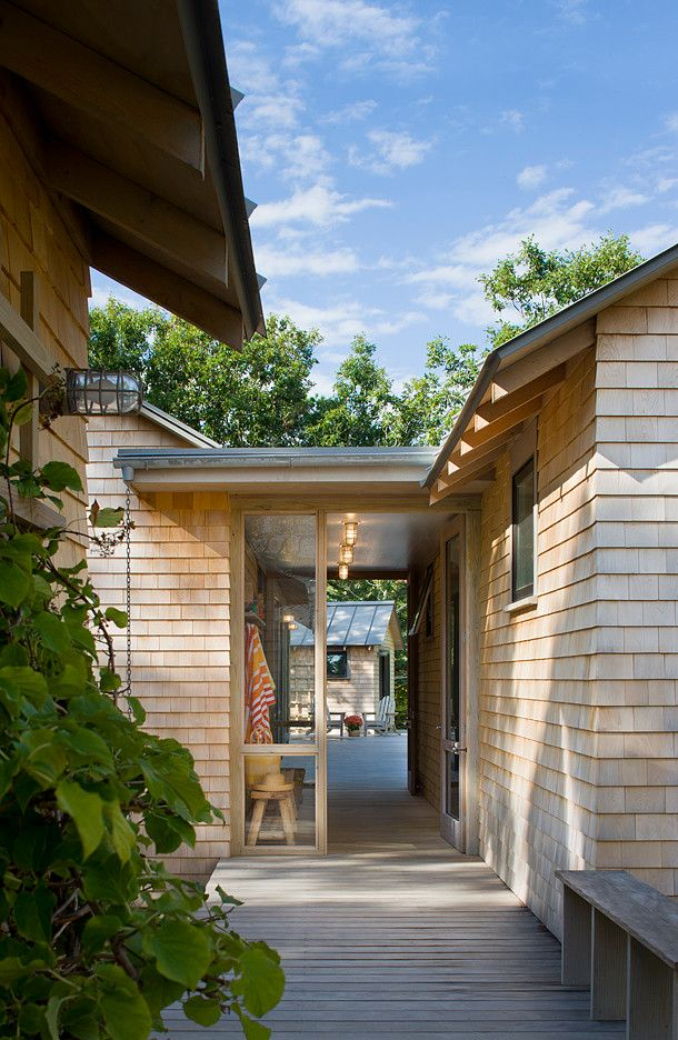 Twombly for a Contemporary Entry with a Contemporary and Kyle House by Estes/twombly Architects, Inc.