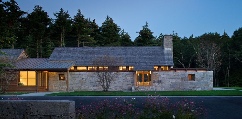 Twombly for a Modern Exterior with a Modern and Connors House by Estes/twombly Architects, Inc.