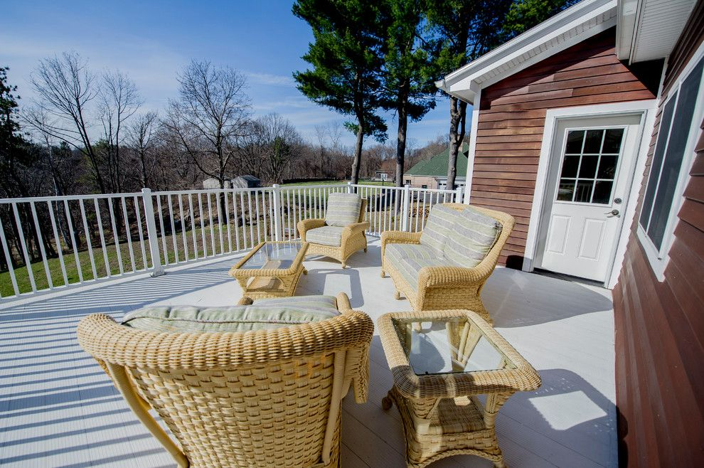 Unclaimed Furniture for a  Spaces with a Porch and Troy   Whole House Remodel by Razzano Homes and Remodelers, Inc.