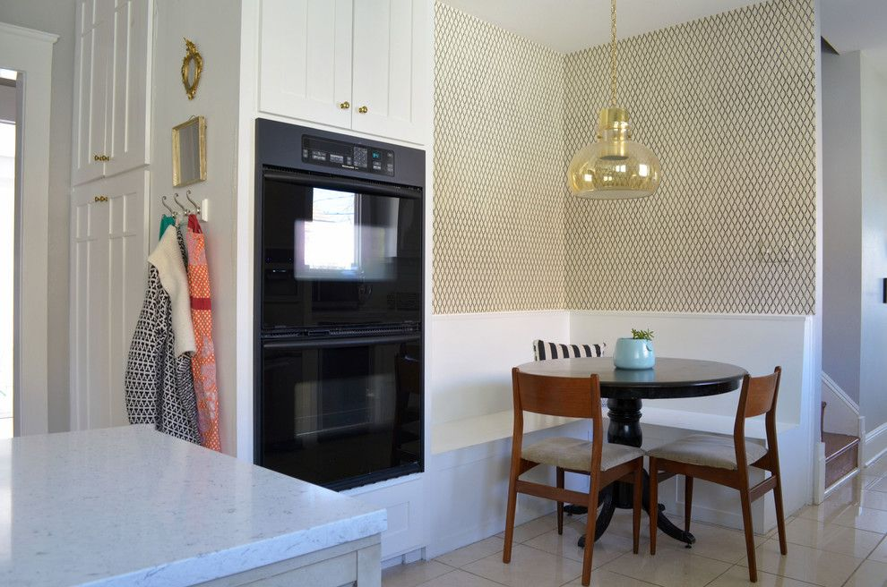 Ups Store Fort Collins for a Eclectic Kitchen with a White and Fort Worth, Tx: Misty Spencer by Sarah Greenman