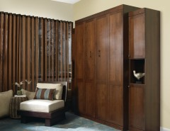 Ups Store Fort Collins for a Traditional Bedroom with a Hidden Bed and More Space Place - Murphy Bed by More Space Place Dallas/Fort Worth