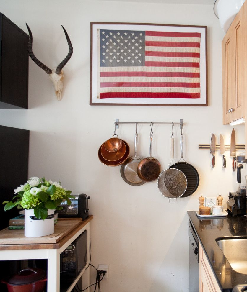 Ups Store Fort Collins for a Traditional Kitchen with a My Houzz and My Houzz: Gentleman's Treehouse by Elaine Musiwa