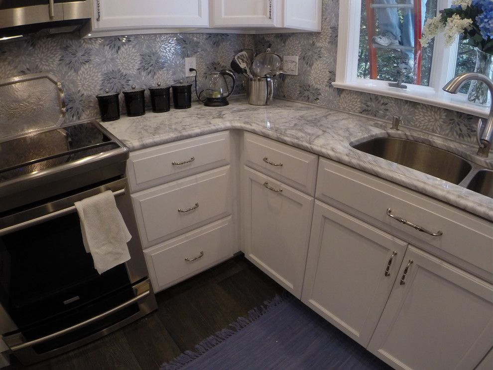 Valley Forge Flag for a Traditional Kitchen with a Traditional and Ingle-Valley Forge by Ingle Kitchen and Bath