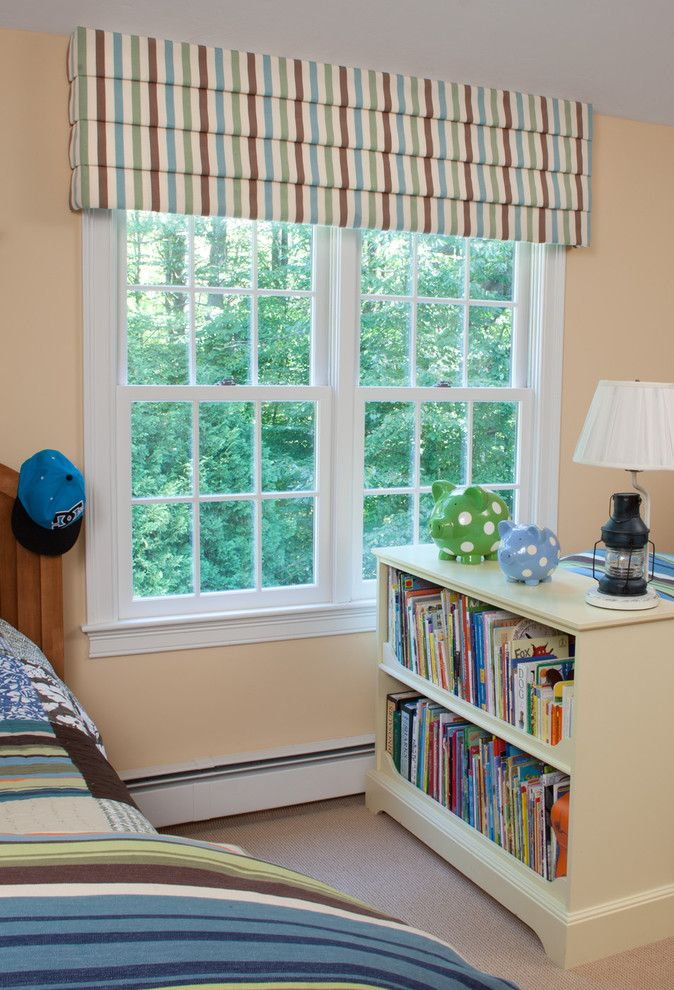 Valliance Bank for a Traditional Bedroom with a Shades and Kh Window Fashions, Inc. by Kh Window Fashions, Inc.