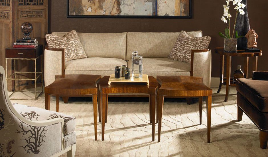 Vanguard Charlotte Nc for a Modern Living Room with a Century Furniture and Century Furniture