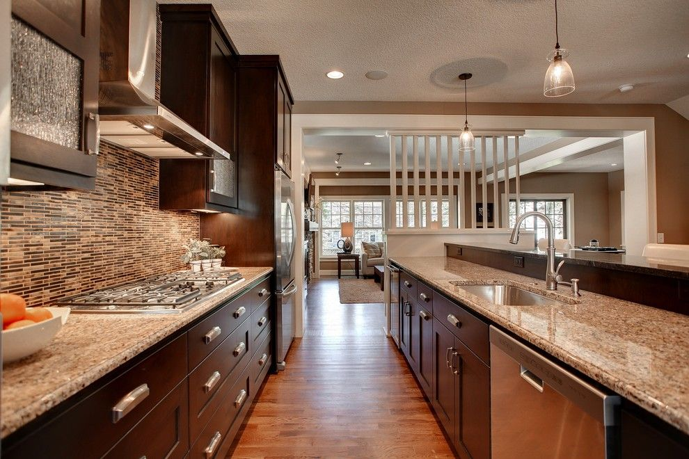 Verona Walk for a Contemporary Kitchen with a Contemporary and 2012 Fall Parade of Homes by Highmark Builders