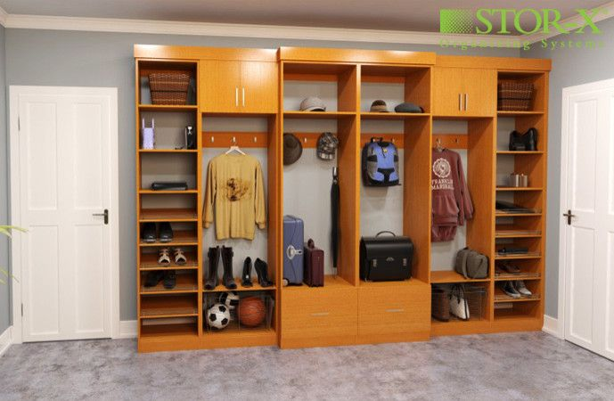 Versatex for a Traditional Closet with a Traditional and Various Projects Highlighting Our Versatility by Stor X Vancouver