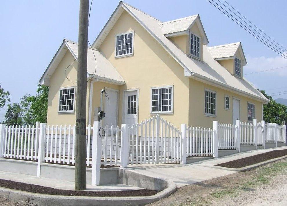 Villanueva Construction for a  Spaces with a Honduras Inmobiliaria and Villanueva Home by Sula Valley, Home Designers & Builders