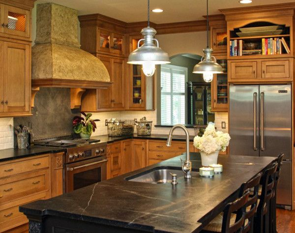 Virginia Cook Realtors for a Traditional Kitchen with a French Farmhouse and 2012 Saratoga Showcase of Homes - Realtor's Choice Award - Luxury Home by Columbia Cabinets