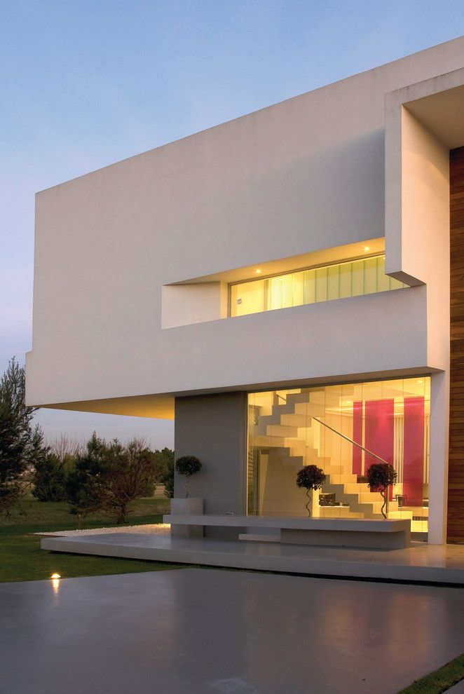 Vistal Golf for a Modern Exterior with a Modern and Vanguarda Architects by Vanguarda Architects