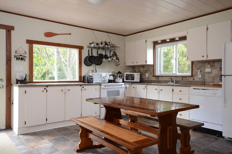 Wardley Real Estate for a Rustic Kitchen with a Kitchendining and Interior Portfolio by Warren Denomme   Photography for Real Estate