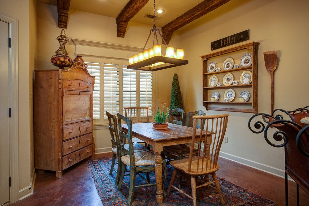 Wardley Real Estate for a Traditional Dining Room with a Spindle Chairs and Real Estate Photography Chenal by Mlbaxley Photography
