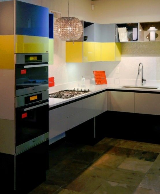 Washington Dc Points of Interest for a Contemporary Spaces with a Kitchen and Tetrix by Angelo Zambrano