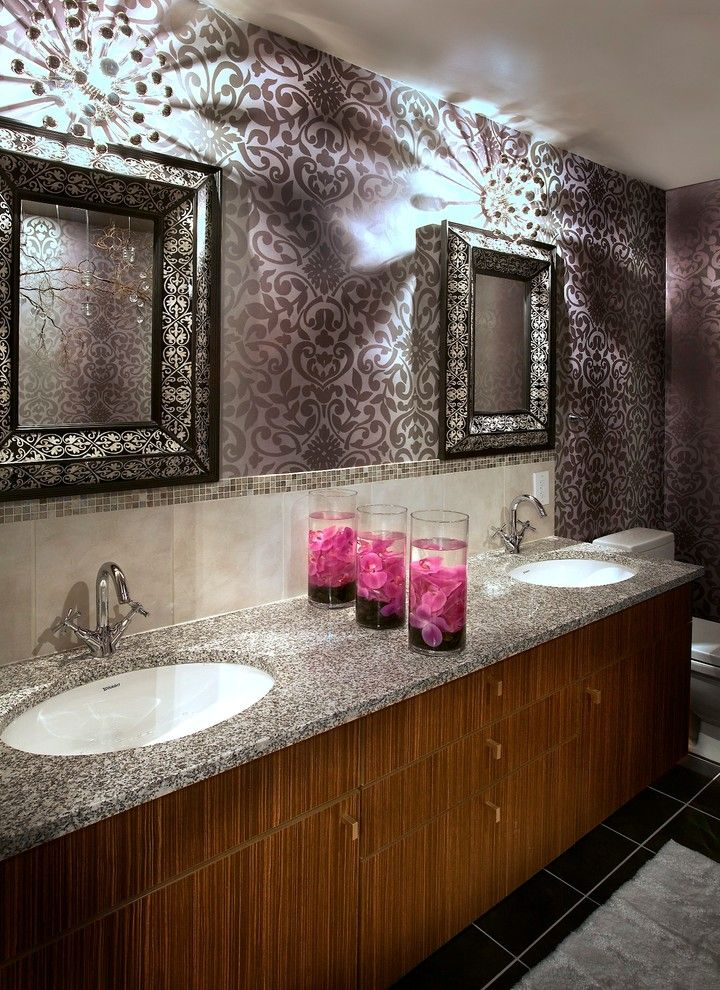 Watermark Apartments for a Modern Bathroom with a Loft and Watermark Loft Project by Tola Custom Homes