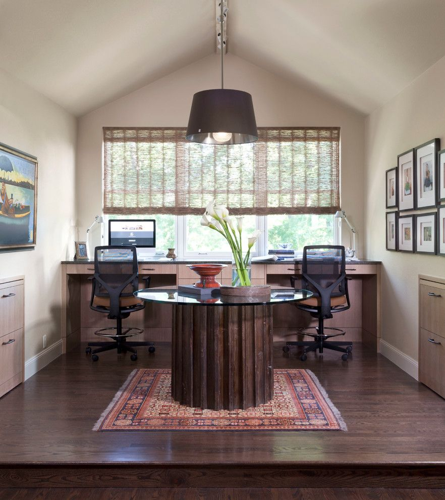 Waterworks Denver for a Transitional Spaces with a Party and Brownstone on the Park by Griffith Interior Design Llc