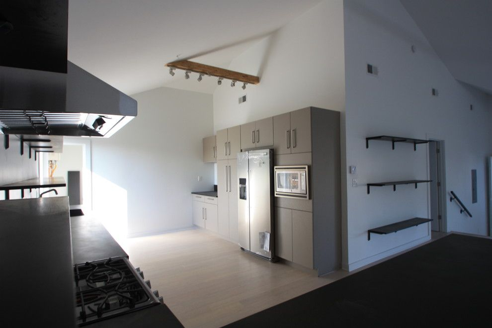 Wdsu New Orleans for a Contemporary Kitchen with a Track Lighting and Kitchens by SES Enterprises, LLC