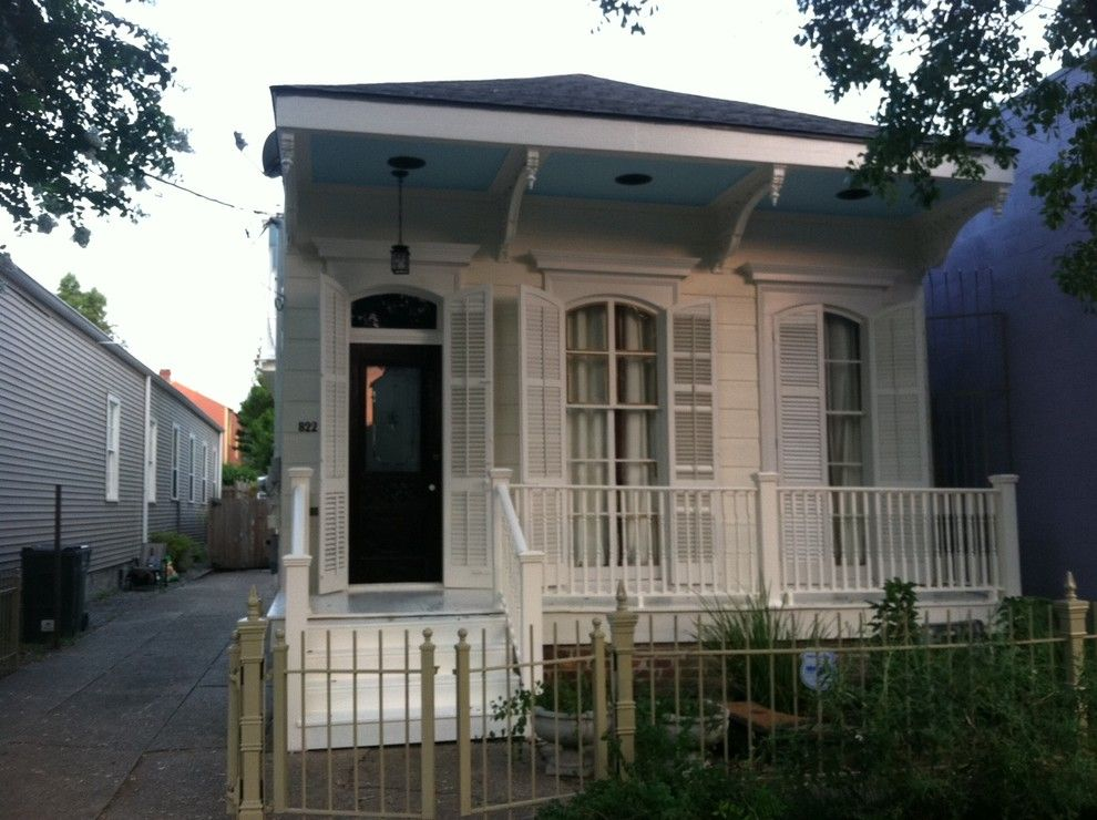 Wdsu New Orleans for a Traditional Exterior with a Home Exterior and Exteriors by Ses Enterprises, Llc