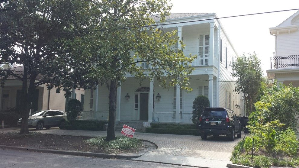 Wdsu New Orleans for a Traditional Exterior with a New Orleans General Contractor and Exterior by Ses Enterprises, Llc