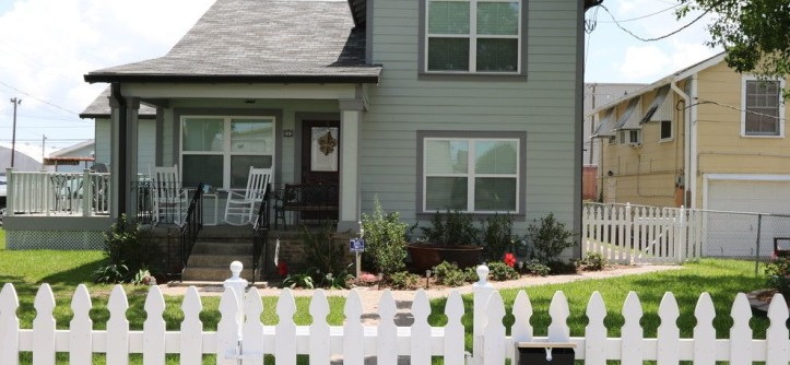 Wdsu New Orleans for a Traditional Exterior with a Wood Fencing and Exteriors by SES Enterprises, LLC