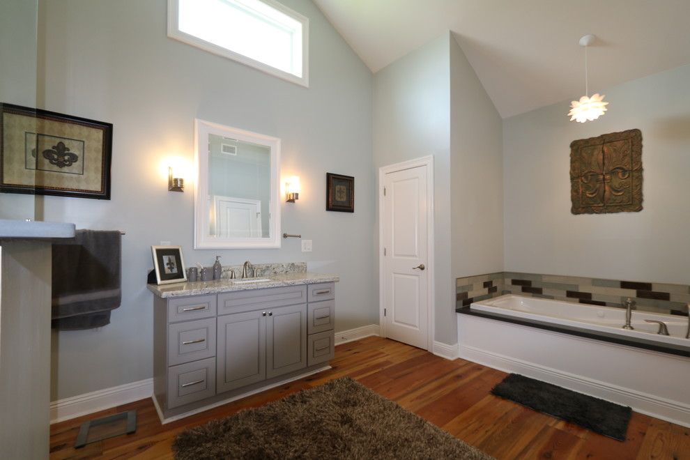 Wdsu New Orleans for a Transitional Bathroom with a New Orleans General Contractor and Bathrooms by Ses Enterprises, Llc