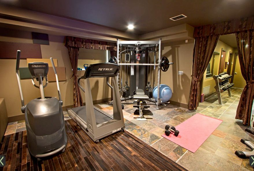 Weichert Nj for a Contemporary Home Gym with a Contemporary and Home in Edgewater Nj by Vanessa Deleon