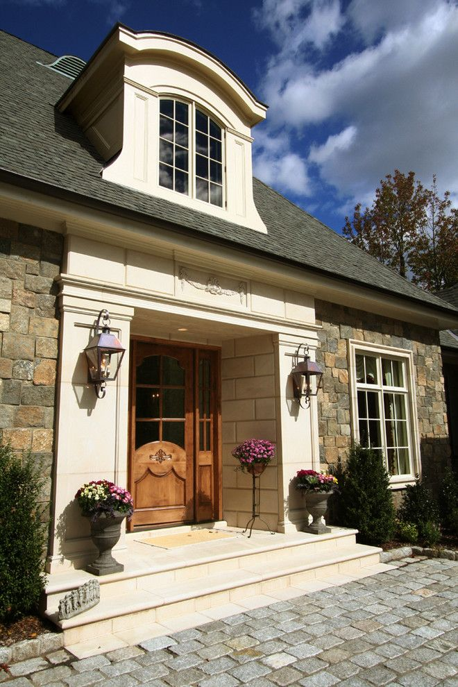 Weichert Nj for a Traditional Exterior with a Chateau and French Chateau by Jordan Rosenberg Architects & Associates