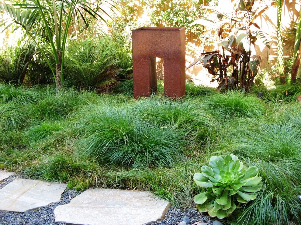 West Chester Lawn And Garden For A Contemporary Landscape With A
