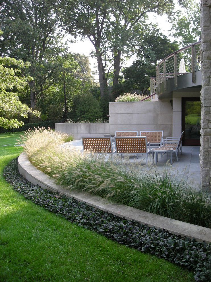 West Chester Lawn And Garden For A Transitional Landscape With A Patio And  Quarton Garden By Zaremba U0026 Company