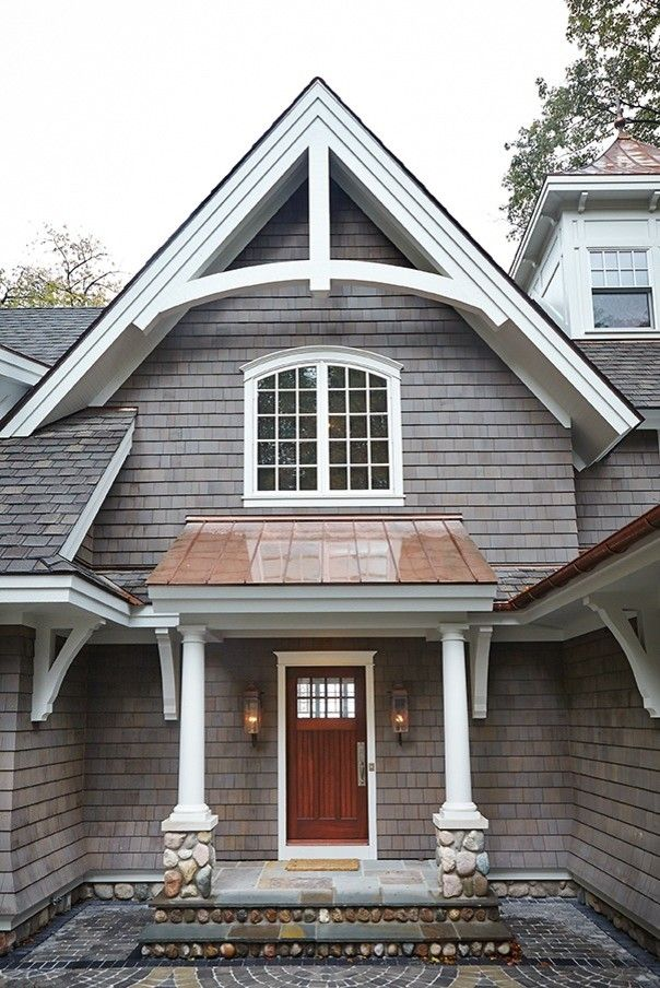 Westwind Homes for a Craftsman Exterior with a Lakeshore Architecture and Westwind by Sears Architects