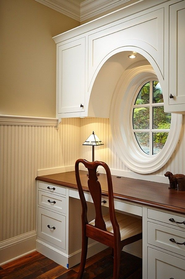 Westwind Homes for a Craftsman Home Office with a Robert Sears Sears Architects and Westwind by Sears Architects
