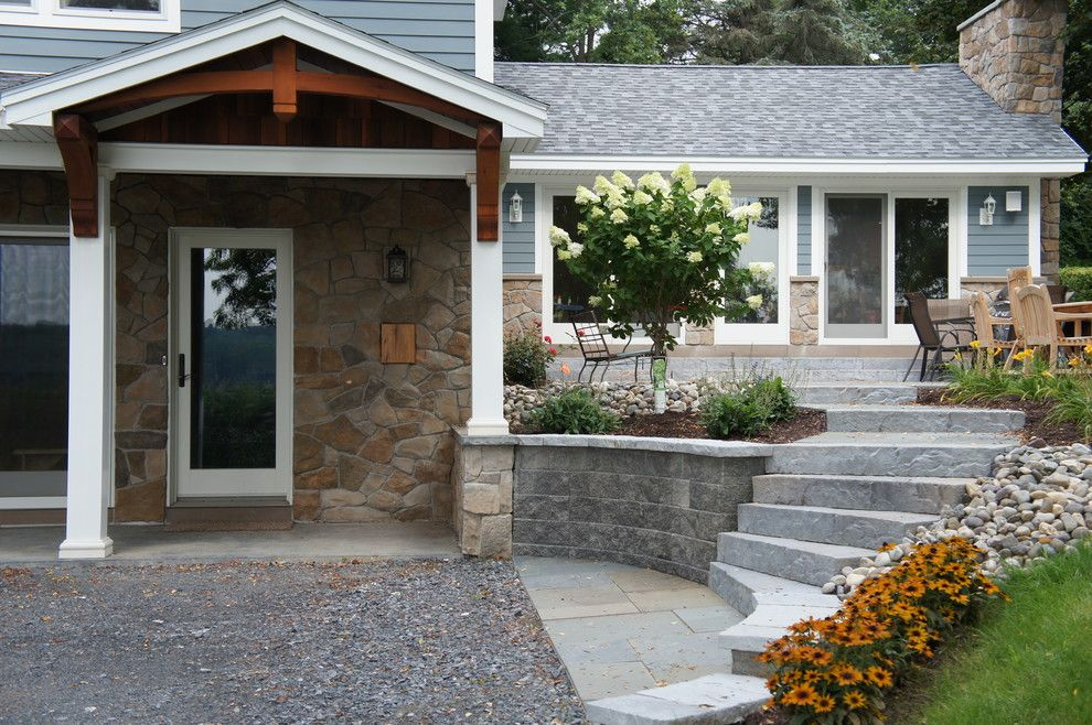 Wholesale Builders Supply for a Contemporary Exterior with a Addition and Chris's Addition by C&j Custom Builders Inc.