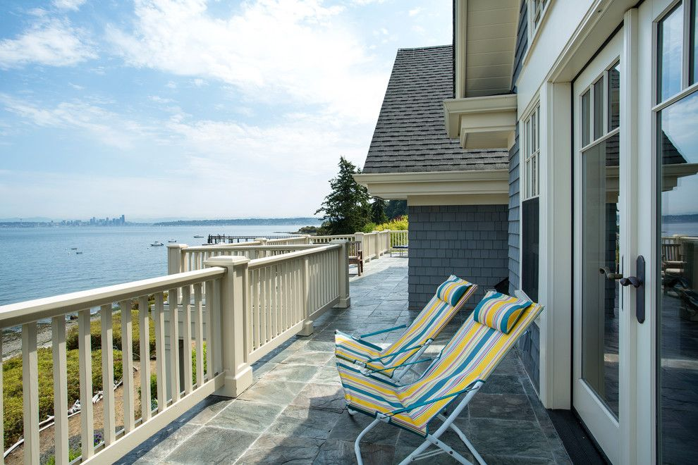 Windermere Country Club for a Beach Style Balcony with a Outdoor Chaise and 11900 Ne Country Club Rd by Realogics Sotheby's International Realty