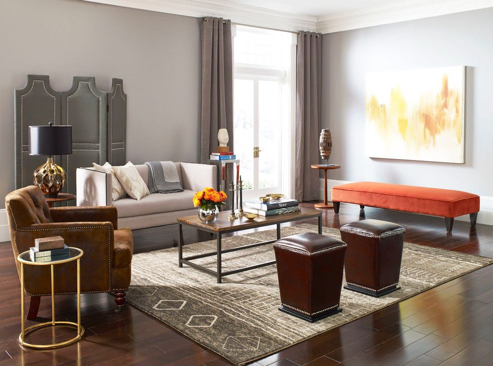 Windermere Country Club for a Contemporary Living Room with a Contemporary and Safavieh by Safavieh
