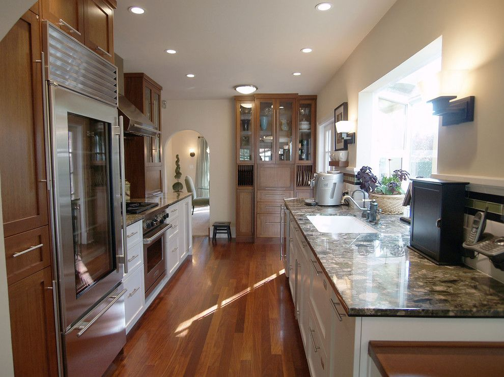 Window Depot Tucson for a Traditional Kitchen with a Recessed Lighting and Brookemeister by Brooke Mitchell Sikora
