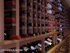 Wine and Design Richmond Va for a Traditional Wine Cellar with a Lighting and Wine, Wine, Wine! by John Magor Photography