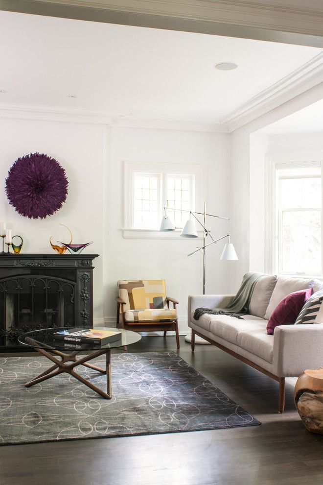 Woodland Hills Lexus for a Contemporary Living Room with a Vintage and Wells Hill by Shirley Meisels