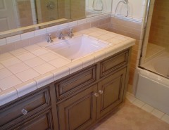 Woodland Hills Utah for a Modern Bathroom with a Custom Home Construction Marina Del Rey and Home Addition Marina Del Rey by MDM Custom Remodeling Inc
