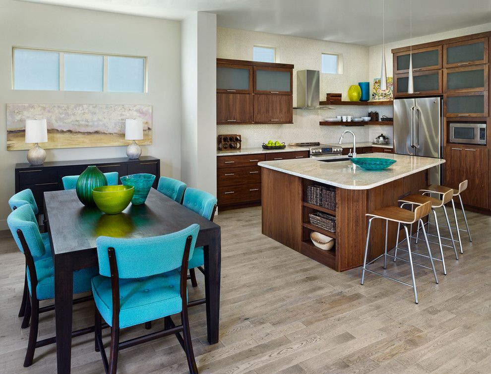 Woody Creek Colorado for a Contemporary Kitchen with a Contemporary and Signature Four by Brookfield Residential Colorado