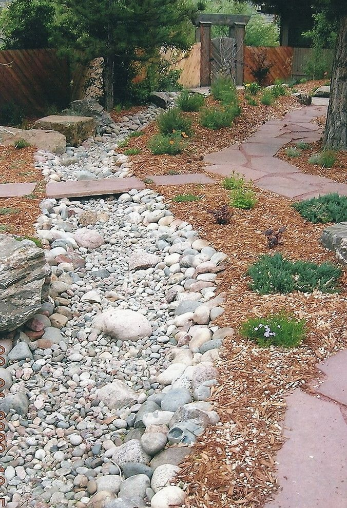 Woody Creek Colorado for a Eclectic Landscape with a Colorado and Patios/rock Work by Bear Creek Landscape