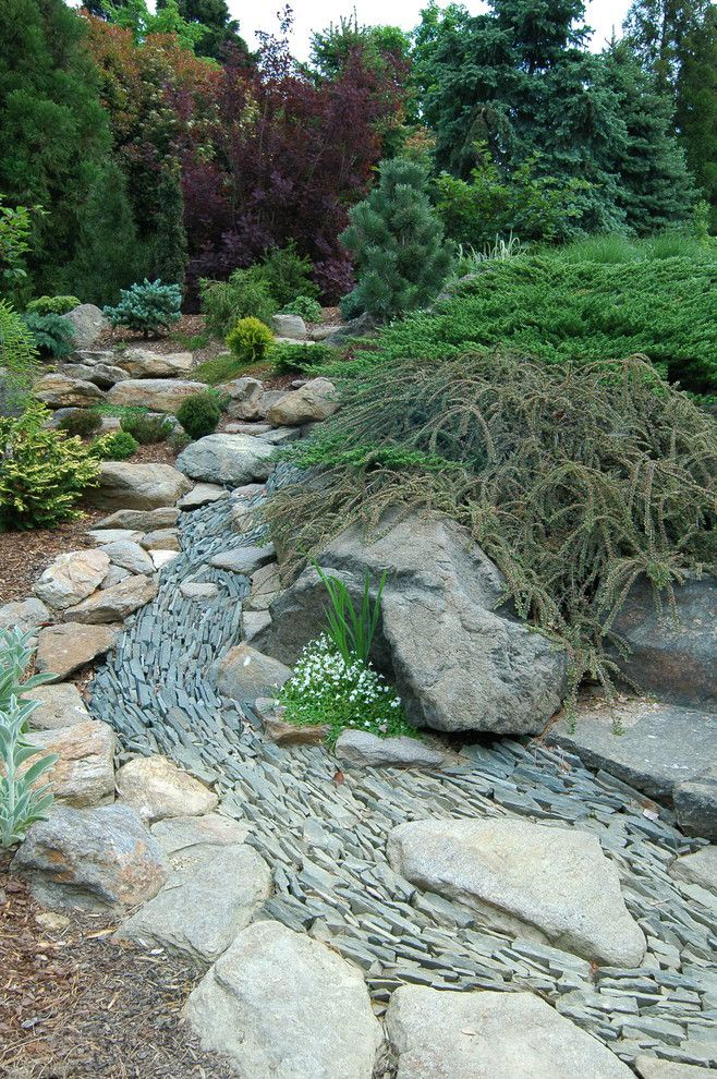 Woody Creek Colorado for a Rustic Landscape with a Perennial Gardens and City Secret Garden by Pinehurst Landscape Company, Inc