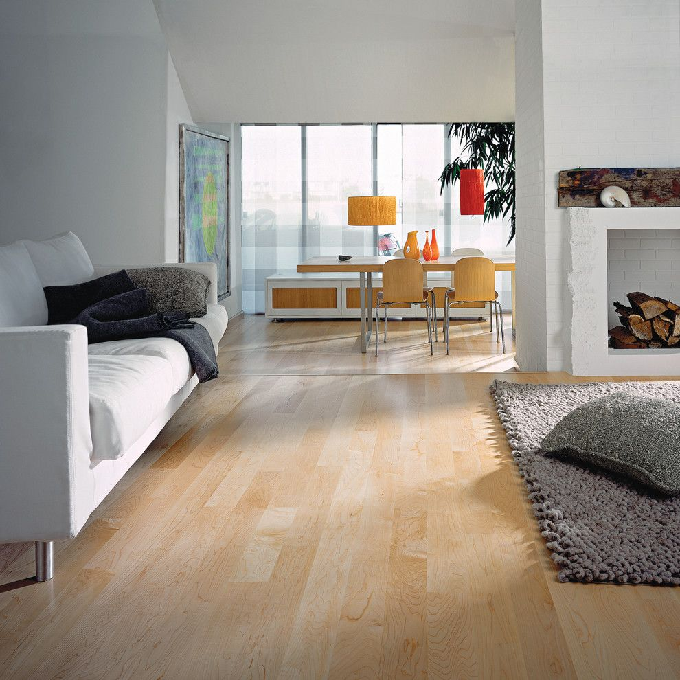 Www.coasterfurniture.com for a Modern Living Room with a Hardwood and Living Room by Carpet One Floor & Home