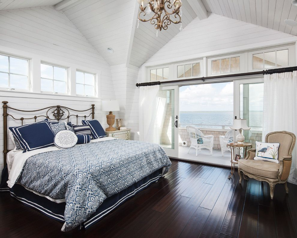 Www.twinspires.com for a Beach Style Bedroom with a Home Decor and Harvey Cedars by Serenity Design